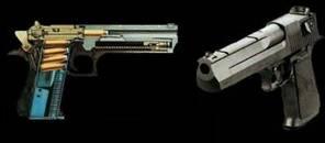 zbraň DESERT EAGLE .50 AE